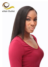"""Indian Straight 12"""" Human Hair Extension-Grade 6A 100% Human Hair Extension"""