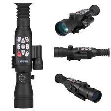 WANNEY 940nm Digital IR Nachtsichtgerät Binokular 1080P Gyroskop Jagd GPS L9G5