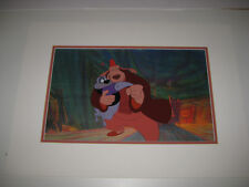 ALL DOGS GO TO HEAVEN-1989-ORIG.HAND-PAINTED PROD.CEL-DON BLUTH-ON LASER KEY B/G