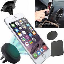 Car Air vent Magnetic Mount Mobile Holder in Kit For iPhone 8 XR SE 2020 11 Pro
