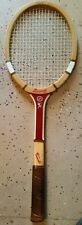 Bancroft Teaching racquet Tennis racket vintage very RARE american ash USA sport