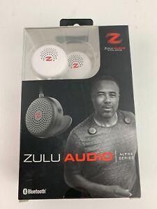 Zulu Audio Portable Wearable Bluetooth Personal Workout Speaker System(Open Box)