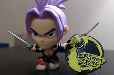 Rare Mattel Shaman King Anime Manga Amidamaru Chibi Figure