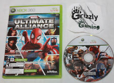 USED Ultimate Alliance Xbox 360 (NTSC) -Canadian Seller-