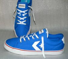 Converse 164064C STAR REPLAY OX Canvas Schuhe Sneaker Boots 46,5 47,5 Total Blue