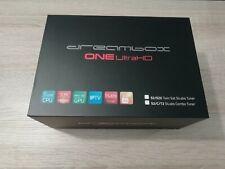 Dreambox One 2160p 4K UltraHD SAT-TV-Receiver