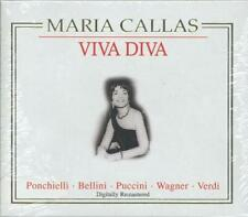 Maria Callas - Viva Diva - 5 CD