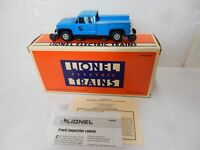 Lionel 6-18424 Lionel On-Track Pick-Up Truck-Powered with Lights - O gauge-ln&bx