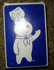 Pillsbury Doughboy Bridge Size Deck Playing Cards MIB  Arm Up
