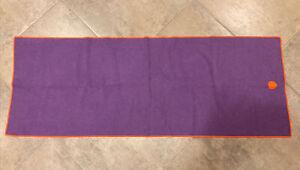 Manduka Skidless by Yogitoes Yoga Mat Towel PURPLE