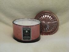 Voluspa 'Champagne Rose' 11oz Candle in Vermeil Glass - Beautiful Limited Ed!