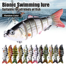 Bionic Swimming Lures Fishing Baits for All Kinds of Fish