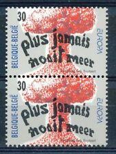 [153563] TB||**/Mnh || - [2598] Belgique 1995, EUROPA-CEPT, non prolifération de