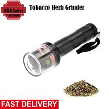 Tobacco Herb Grinder Electric Tobacco Grinder Crusher Herb Spice Smoke Grinders