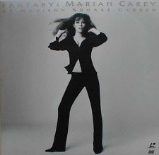 Mariah Carey Fantasy - at Madison Square Garden (1995) LD LaserDisc [MLV49134]