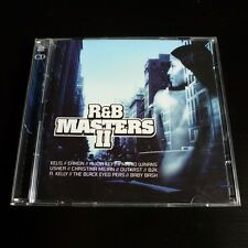 CD R&B MASTERS 2 : THE BLACK EYED PEAS / ALICIA KEYS / USHER / R. KELLY