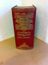 SUPERB CONDITION VICTORIAN MRS BEETONS BOOK OF HOUSEHOLD MANAGEMENT - 1898
