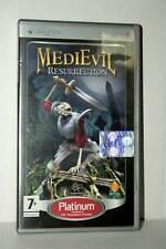 MEDIEVIL RESURRECTION USATO OTTIMO SONY PSP EDIZIONE ITALIANA PLATINUM FR1 44832