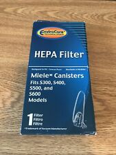 * Hepa Filter to Fit Miele Canister Vacuum 4854915 4854914 S300 S400 S500