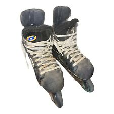 Bauer H3 NHL Off Ice Hockey Super Light Chassis Inline Roller Skates SZ UNKWN