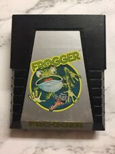 Atari 2600 Frogger Parker Brothers Cartridge Game UNTESTED
