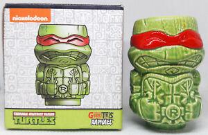 GEEKI TIKIS Teenage Mutant Ninja Turtles TMNT RAPHAEL LOOTCRATE EXCLUSIVE MUG