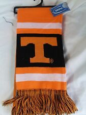 "NWT NCAA 2012 TEAM STRIPE ACRYLIC SCARF 64""x7"" - TENNESSEE VOLUNTEERS"