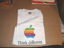 Apple Logo Think Different T-Shirt - M