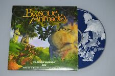 Luz casal - Tu Bosque Animado. BSO. CD-Single Promo (ESP)