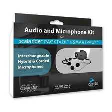 Cardo Scala Rider Microphone & Audio Kit Helmet Mic for SmartPack & Packtalk