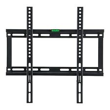"Low Profile Fixed TV Wall Mount Bracket for 23-55"" Samsung Sony Vizio LG Shar..."