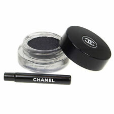 Chanel D'Ombre Velvet Long Wear Matte Eyeshadow 106 Fleur De Pierre - Dark Grey
