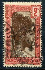 TIMBRE DE MADAGASCAR N° 162 OBLITERE JEUNE HOMME MALGACHE