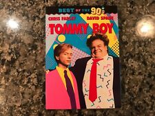 Tommy Boy New Sealed Dvd! 1995 Adventure! Also See Wayne's World 2 & Grown Ups 2