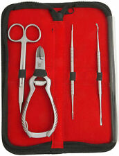 KIT Pedicure Podologia Manicure Pedicure Strumenti Cuticola Forbici per unghie LIFT
