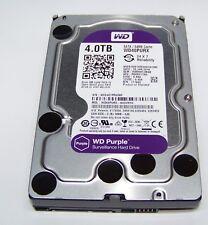 WD (WD40PURX) Purple 4TB SATA 6.0Gb/s Surveillance/DVR/PVR Hard Drive