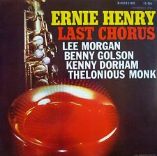 Ernie Henry - Last Chorus (Riverside LP)
