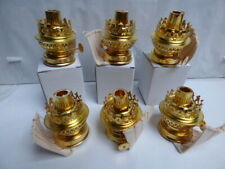 LOT de 6 TÊTES de LAMPE à PETROLE