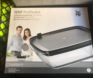 WMF Profi Select Aufbewahrungsschale Auflaufform Frischhaltebox 24 x 29 cm
