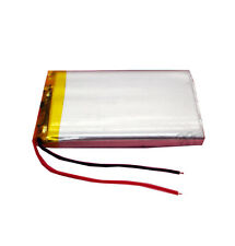 3.7V 2500 mAh Li-polymer Rechargeable battery Li-ion  505080 for GPS PSP MP5