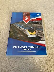British Railways Vol 7 Channel Tunnel Trains DVD