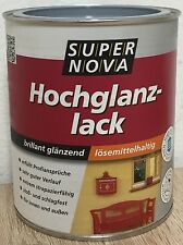 EF SUPER NOVA HOCHGLANZLACK 16,41€/L 750 ml Buntlack GLÄNZEND 0,75 L 2 in 1 Lack