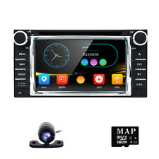 6.2 inch head unit CAR DVD GPS Player Stereo navi For Toyota Camry 2002-2006