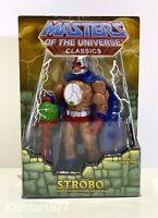 MOTUC, Strobo, Masters of the Universe Classics, MOC, figure, sealed, MISB MOSC