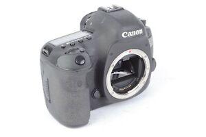 Canon EOS 5D Mark III 22.3MP Digital SLR Camera - Black (Body Only) #D03276