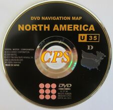 2008 2009 Scion xB xD tC Generation 5 GPS Navigation DVD U.S Canada Map U35 OEM