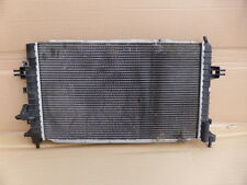 GENUINE VAUXHALL ZAFIRA B  AND ASTRA H WATER RADIATOR 13143570   A17DTJ