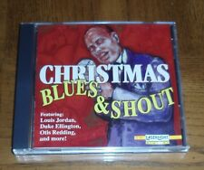 CHRISTMAS BLUES & SHOUT CD-COUNT BASIE-LENA HORNE-KAY STARR-FATS WALLER-LIONEL H