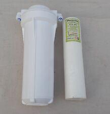 "For RO,UV,Water Purifier 10""Pre Filter Bowel+10""Kemflo Spun PP Filter+Connectors"