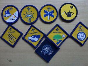 Beaver Scout Proficiency Badges